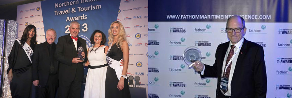 Best Ferry Company 2016 & Sustainable Ship Operator of the Year