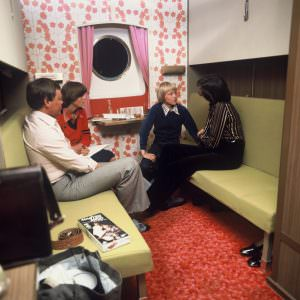Cabin in the 70ies
