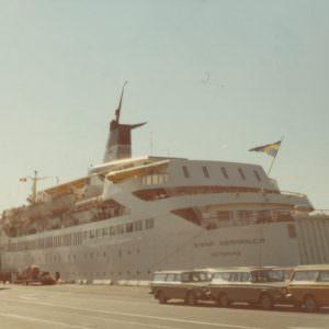 Stena Germanica in the 60ies & 70ies