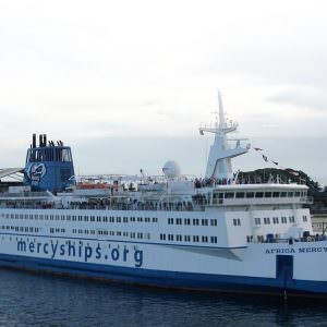 Jocelin & Mercy Ships