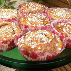 Cinnamon buns by Gunilla Davidsson, Letsfika