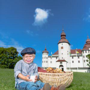 Lidkoping & Lacko Castle. Photographer Jesper Anhede