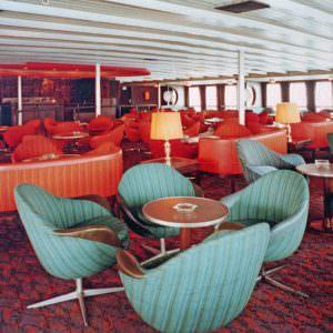 Munich Pub on board the Stena Olympica