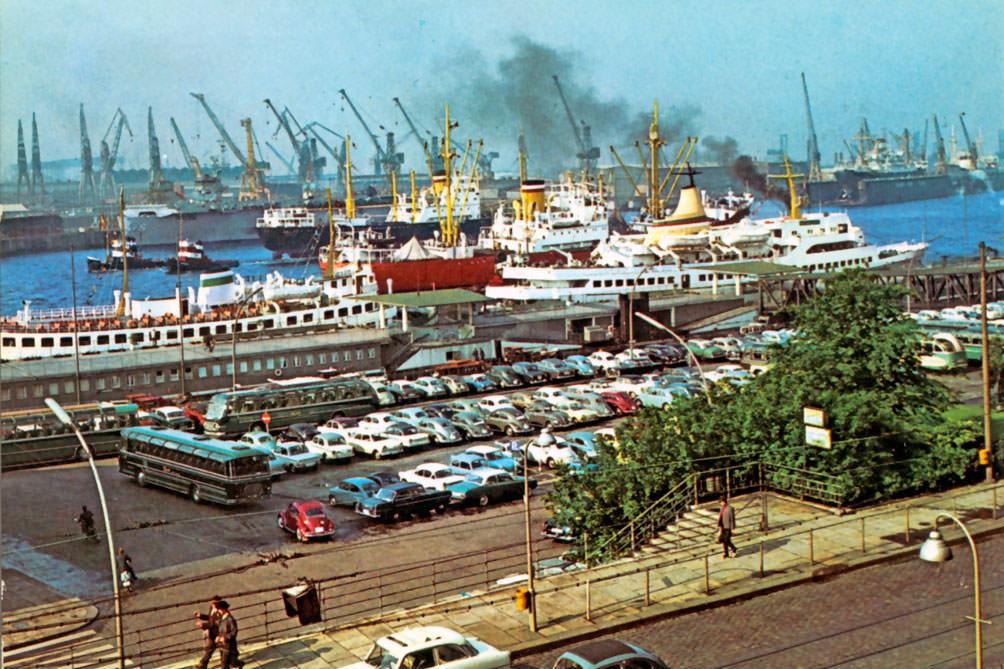 HELGOLAND in Hamburg 1964