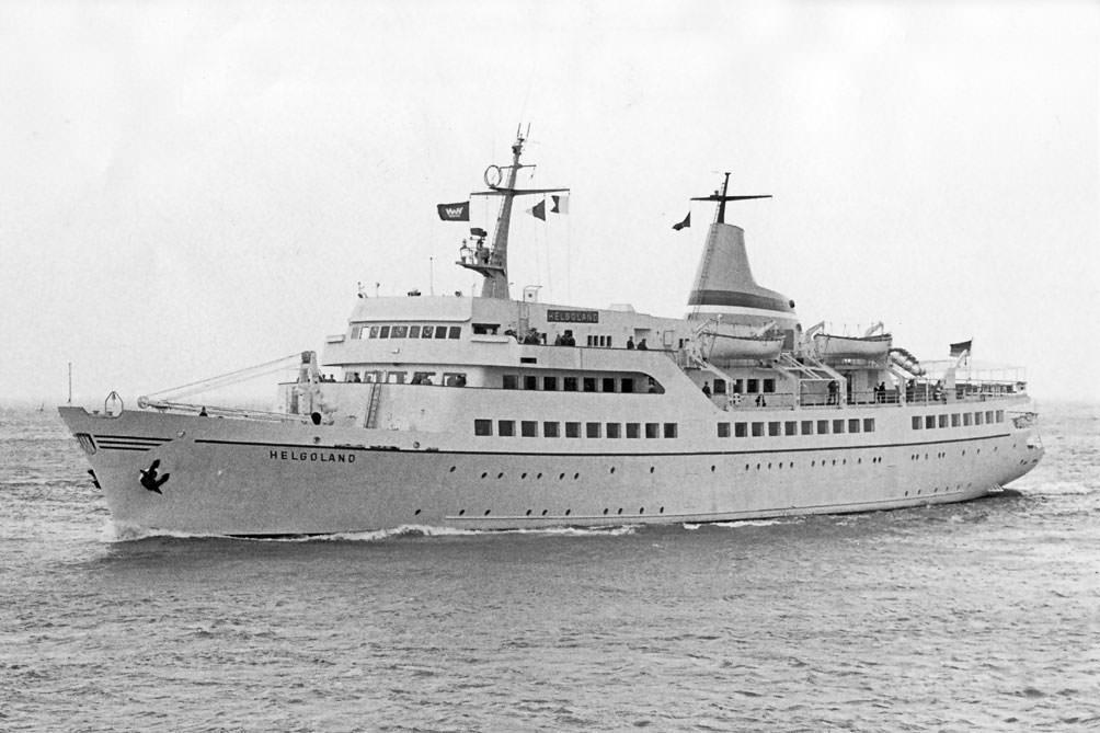 HELGOLAND 1963