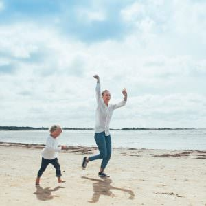 Active vacation – kite