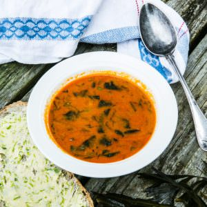 Catxalot Soup- Photo Cred Madeleine Landley -www.westsweden.com