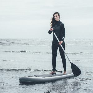 Stand up paddle in Scandinavia